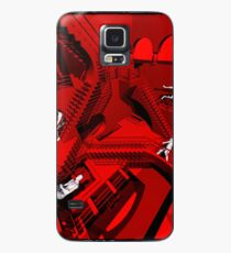 Escher's illusion Case/Skin for Samsung Galaxy