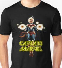 CAPTAIN MARVEL SUPERHERO Unisex T-Shirt