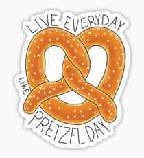 The Office: Pretzel Day Sticker