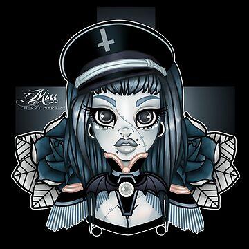 Officer Ophelia by CherryMartini