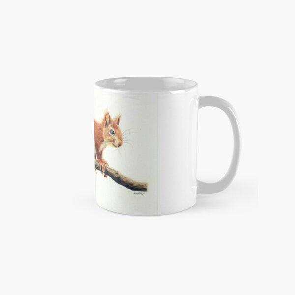 Red squirrel Classic Mug