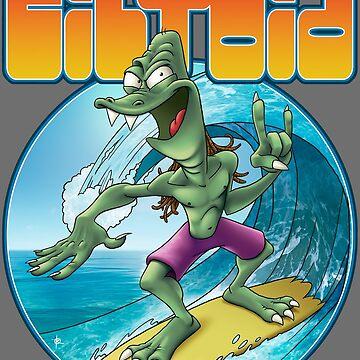 Surfing Ziltoid by VanHogTrio
