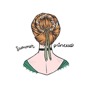 Summer Princess by joreebelle