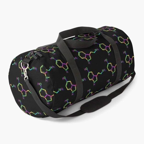 Happiness Hormone Serotonin Duffle Bag