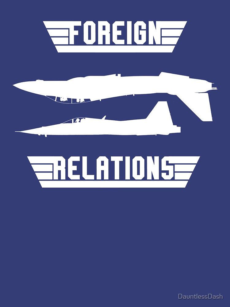 Foreign Relations | Unisex T-Shirt