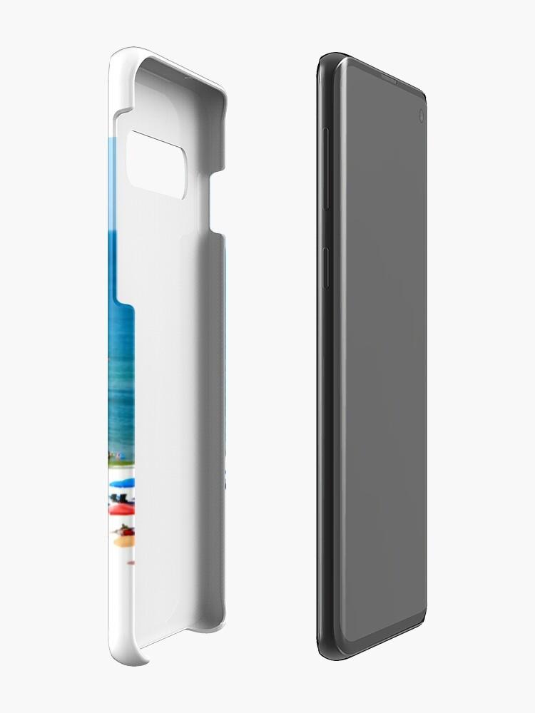 Alternate view of Beach Please Ocean View Case & Skin for Samsung Galaxy