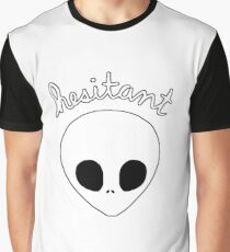 Gerard Way Hesitant Alien Graphic T-Shirt