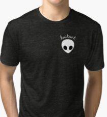 Gerard Way Hesitant Alien Tri-blend T-Shirt