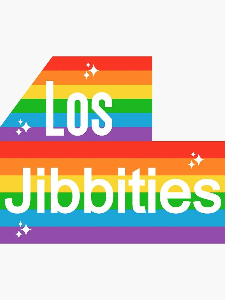 Los Jibbities Pride by Dezthelez