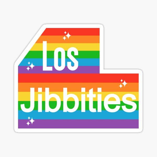 Los Jibbities-Stolz Sticker