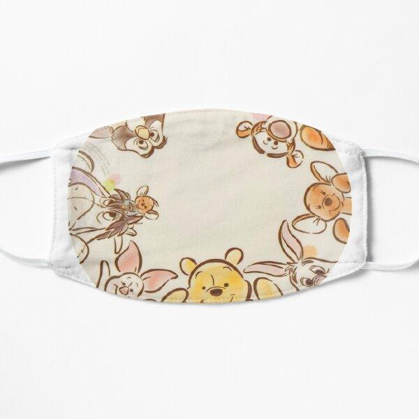 winnie the pooh Flat Mask