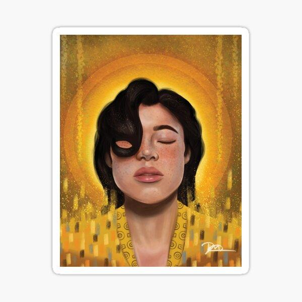 Golden Series: Enlightenment Sticker