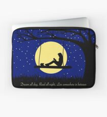 Dream. Read. Live. Laptop Sleeve