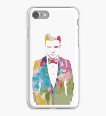 Justin Timberlake Water Colour iPhone Case/Skin