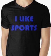 I Like Sports T-Shirt