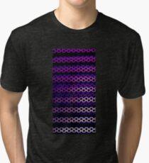 Purple in chains Tri-blend T-Shirt