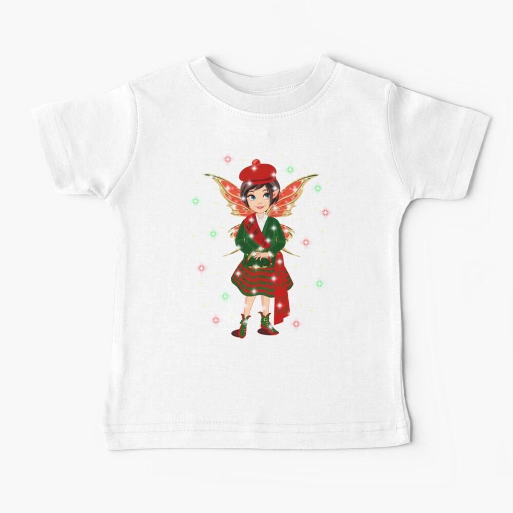 Iaada The International Fairy– Scottish™ Baby T-Shirt