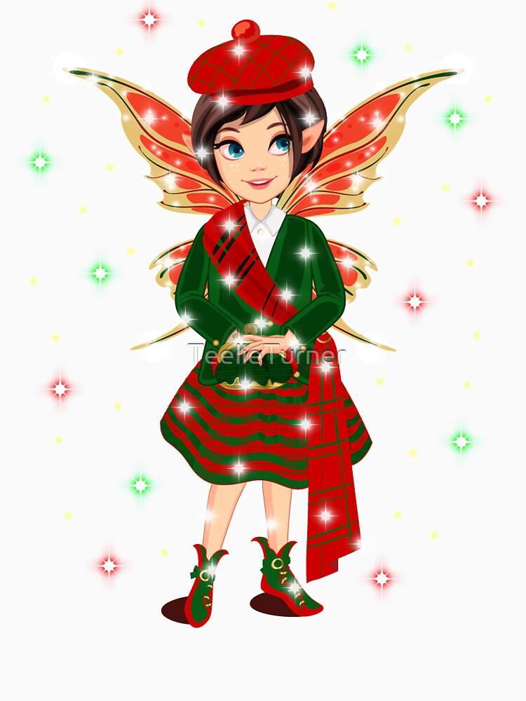 Iaada The International Fairy– Scottish™ by TeelieTurner