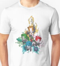 Castle crashers Unisex T-Shirt