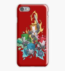 Castle crashers iPhone Case/Skin