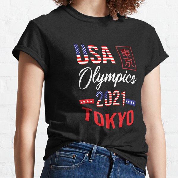 usa olympics 2021 , Tokyo Olympics 2021 USA  ,  Gifts Olympics 2021  Classic T-Shirt