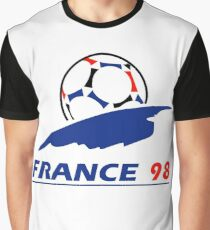 France 98 Graphic T-Shirt