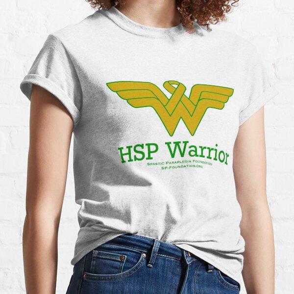 HSP Warrior 3 Classic T-Shirt