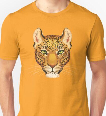 Leopard Face T-Shirt