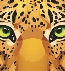 Leopard Face Sticker