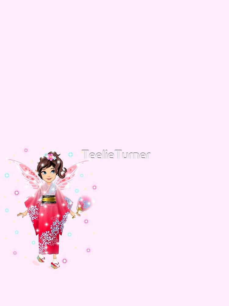 Iaada the International Fairy – Japanese™ by TeelieTurner