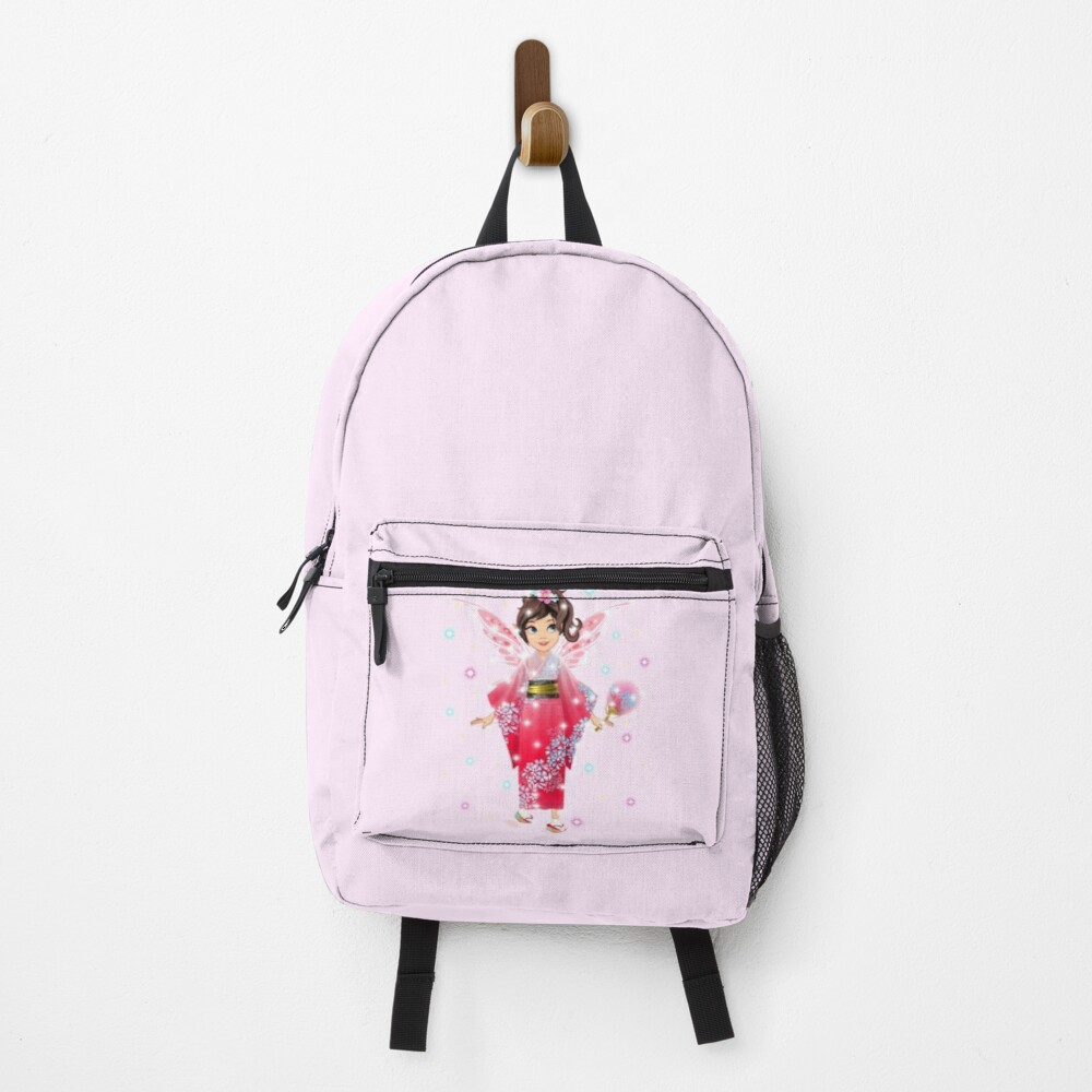 Iaada the International Fairy – Japanese™ Backpack
