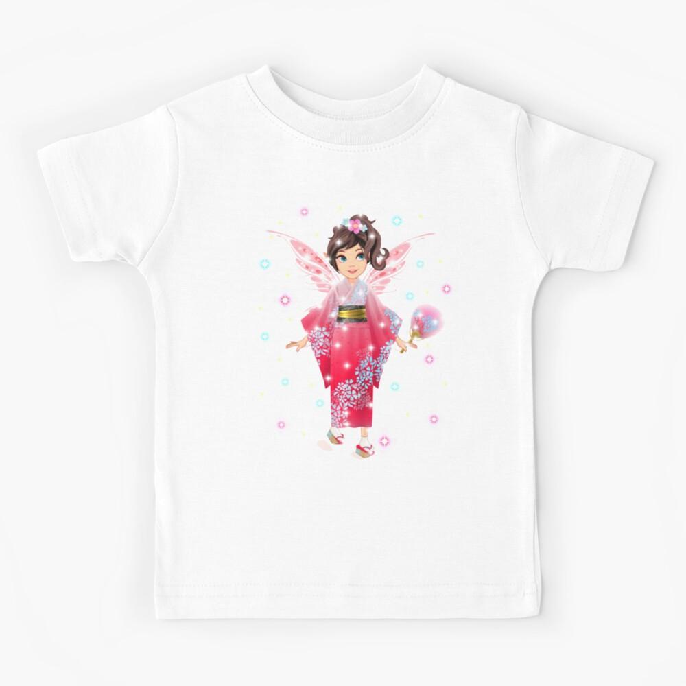 Iaada the International Fairy – Japanese™ Kids T-Shirt