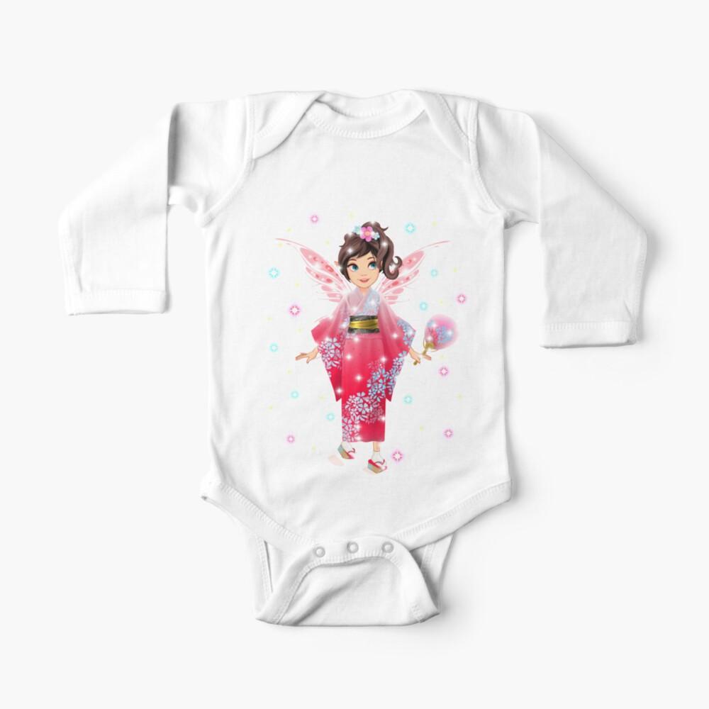Iaada the International Fairy – Japanese™ Baby One-Piece