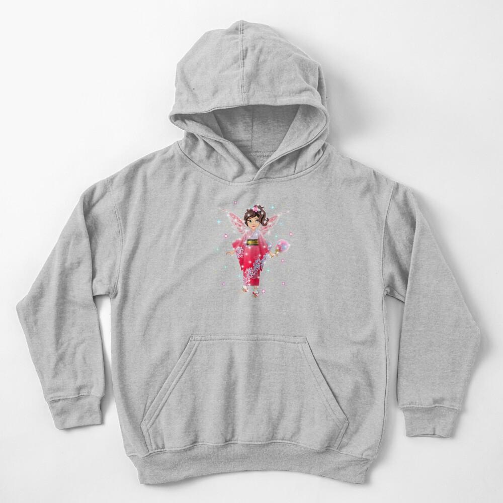 Iaada the International Fairy – Japanese™ Kids Pullover Hoodie