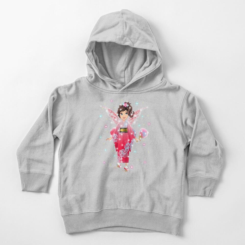 Iaada the International Fairy – Japanese™ Toddler Pullover Hoodie