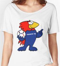 Footix Women's Relaxed Fit T-Shirt