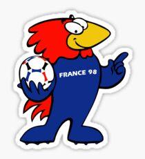 Footix Sticker