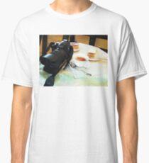 Photographers break in watercolor Classic T-Shirt