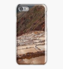 Maras Salt Ponds iPhone Case/Skin