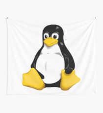 Linux Wall Tapestry