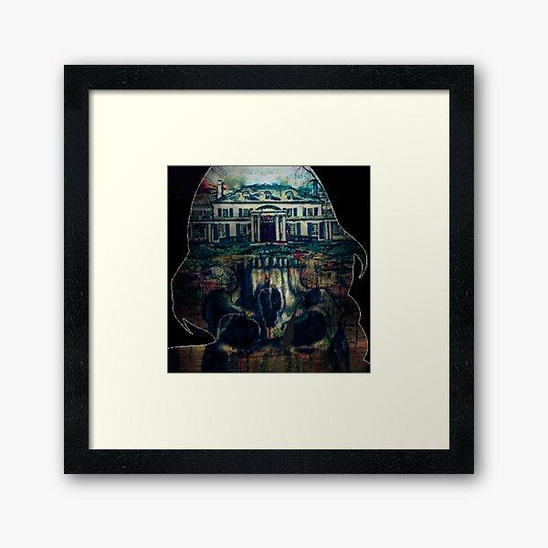 Ashfield Estate Framed Art Print