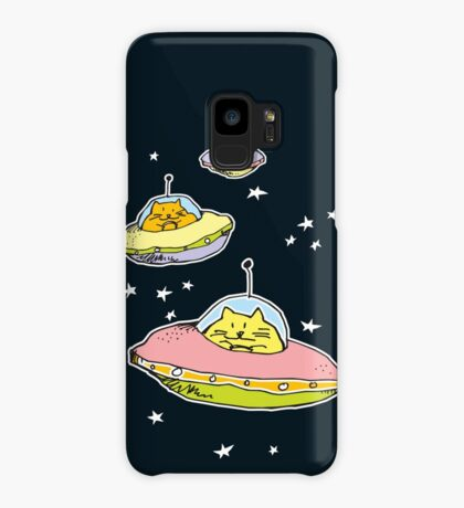 space cats Case/Skin for Samsung Galaxy