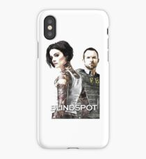Blindspot TV Show/Series iPhone Case/Skin