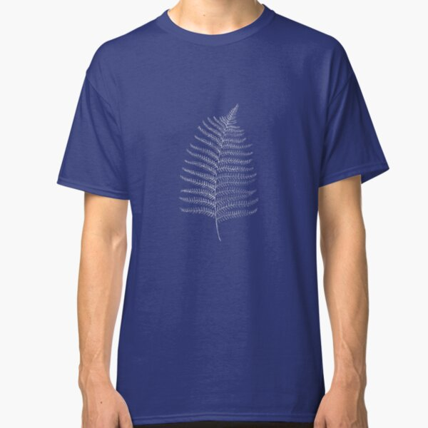 New Zealand Fern Leaf Classic T-Shirt