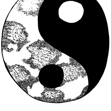Yin Yang by larynanne