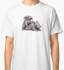 Easter Bunnies Classic T-Shirt