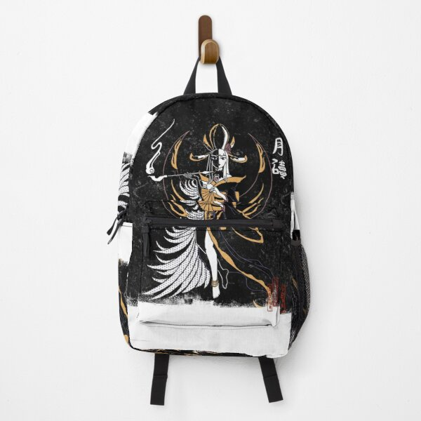 Tsukuyomi from Final Fantasy 14 Lithographic Print Art Backpack