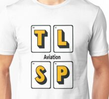 The Last Shadow Puppets - Aviation Unisex T-Shirt