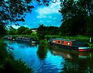 Kennett and Avon Canal by Yukondick