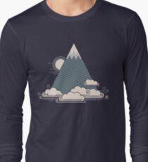 Camiseta de manga larga Cloud Mountain